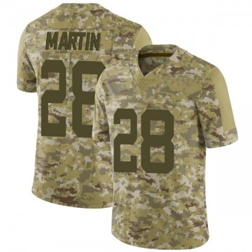 online store f71fd c8247 Curtis Martin Camo Jersey - Jets Store