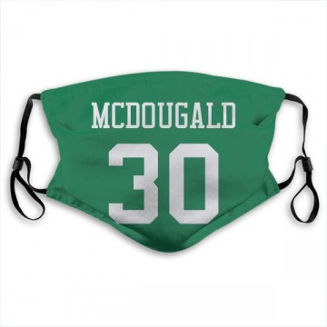 New York Jets Bradley McDougald Green Jersey Name & Number Face Mask