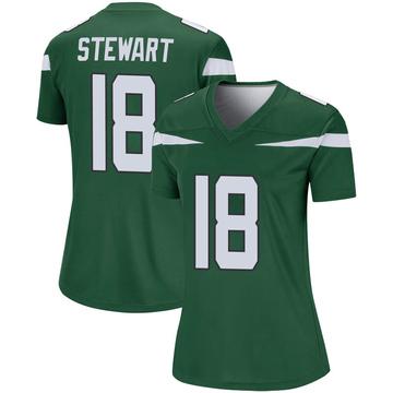 Women's Nike New York Jets ArDarius Stewart Gotham Green Player Jersey - Legend