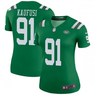 detailed pictures ca26d 270ab Bronson Kaufusi Women's Jersey - Jets Store