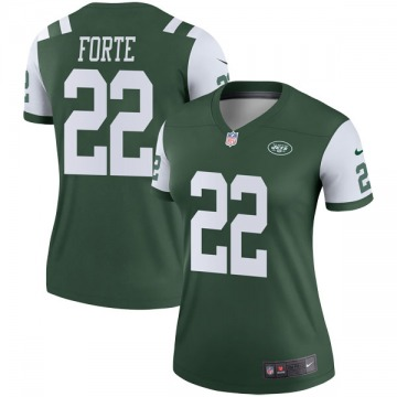 competitive price 252a7 d09f5 Matt Forte Legend Jersey - Jets Store