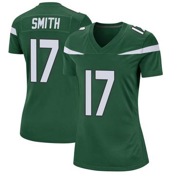 Women's Nike New York Jets Vyncint Smith Gotham Green Jersey - Game