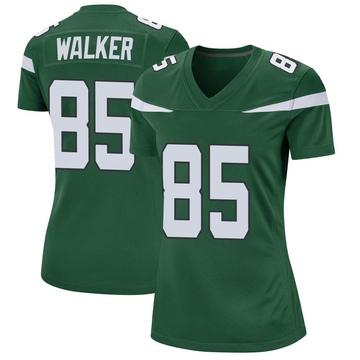 Women's Nike New York Jets Wesley Walker Gotham Green Jersey - Game