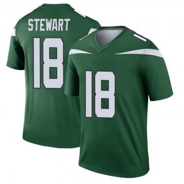 Youth Nike New York Jets ArDarius Stewart Gotham Green Player Jersey - Legend