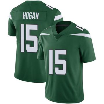 Youth Nike New York Jets Chris Hogan Gotham Green Vapor Jersey - Limited