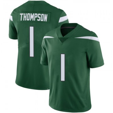Youth Nike New York Jets Deonte Thompson Green 100th Vapor Jersey - Limited