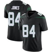 Youth Nike New York Jets J.J. Jones Stealth Black Vapor Jersey - Limited