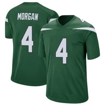 Youth Nike New York Jets James Morgan Gotham Green Jersey - Game