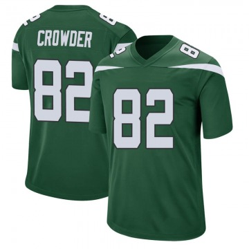 Youth Nike New York Jets Jamison Crowder Gotham Green Jersey - Game