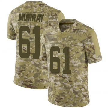 Youth Nike New York Jets Jimmy Murray Camo 2018 Salute to Service Jersey - Limited