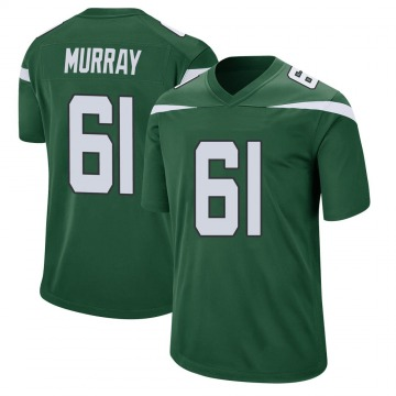 Youth Nike New York Jets Jimmy Murray Gotham Green Jersey - Game