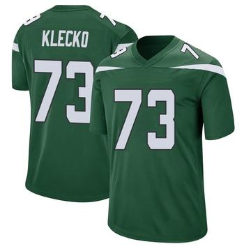 Youth Nike New York Jets Joe Klecko Gotham Green Jersey - Game