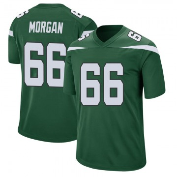 Youth Nike New York Jets Jordan Morgan Gotham Green Jersey - Game