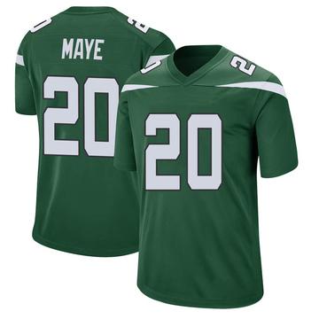 Youth Nike New York Jets Marcus Maye Gotham Green Jersey - Game