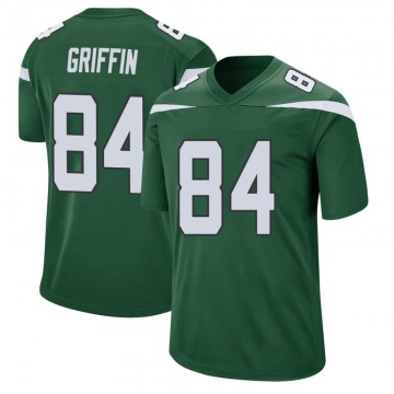 Youth Nike New York Jets Ryan Griffin Gotham Green Jersey - Game