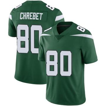 Youth Nike New York Jets Wayne Chrebet Gotham Green Vapor Jersey - Limited